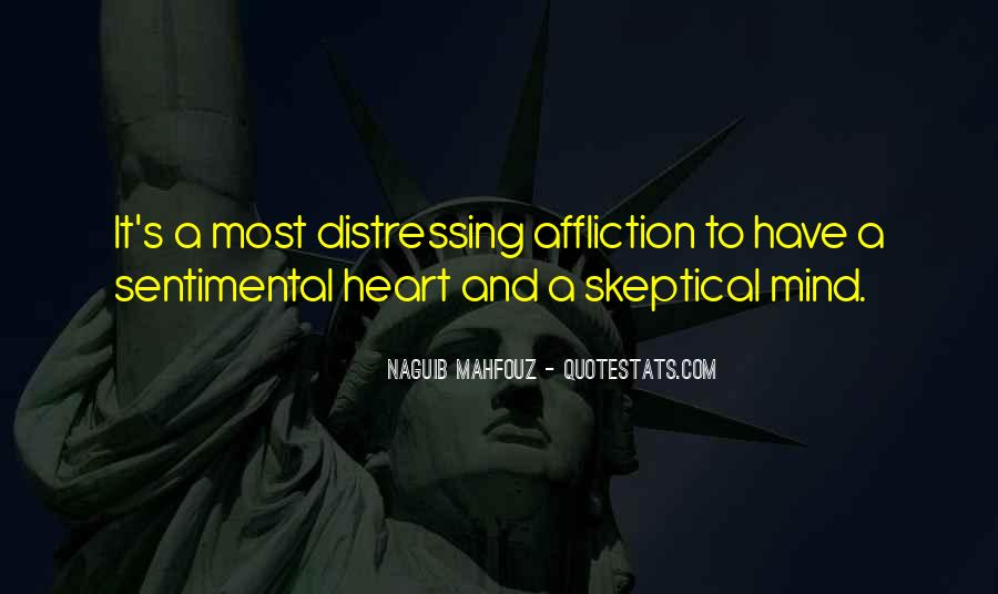 Naguib Mahfouz Quotes #332333