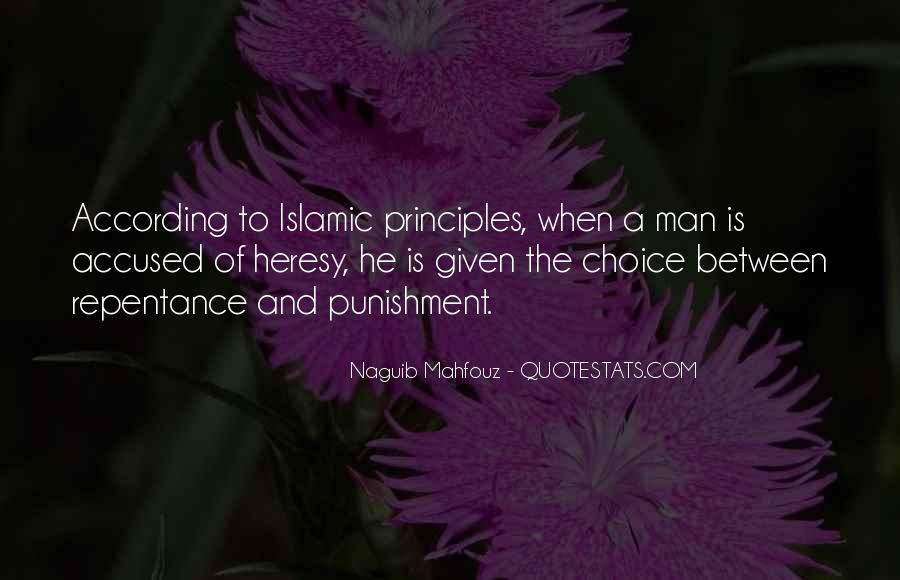 Naguib Mahfouz Quotes #392966