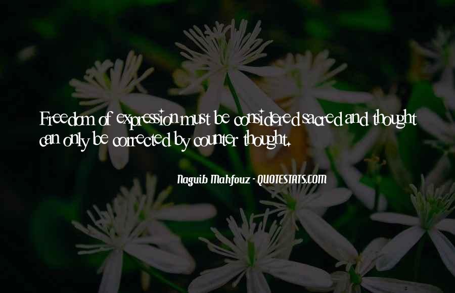 Naguib Mahfouz Quotes #461866