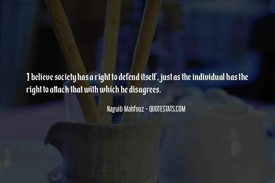 Naguib Mahfouz Quotes #50758
