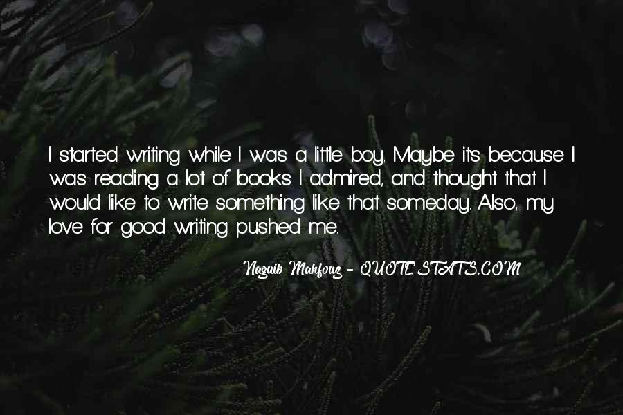 Naguib Mahfouz Quotes #539942