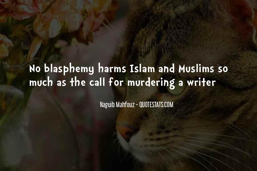 Naguib Mahfouz Quotes #562380
