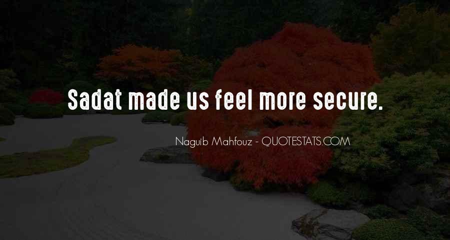 Naguib Mahfouz Quotes #567742