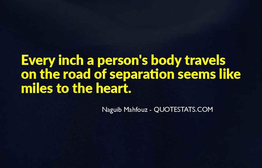 Naguib Mahfouz Quotes #594925