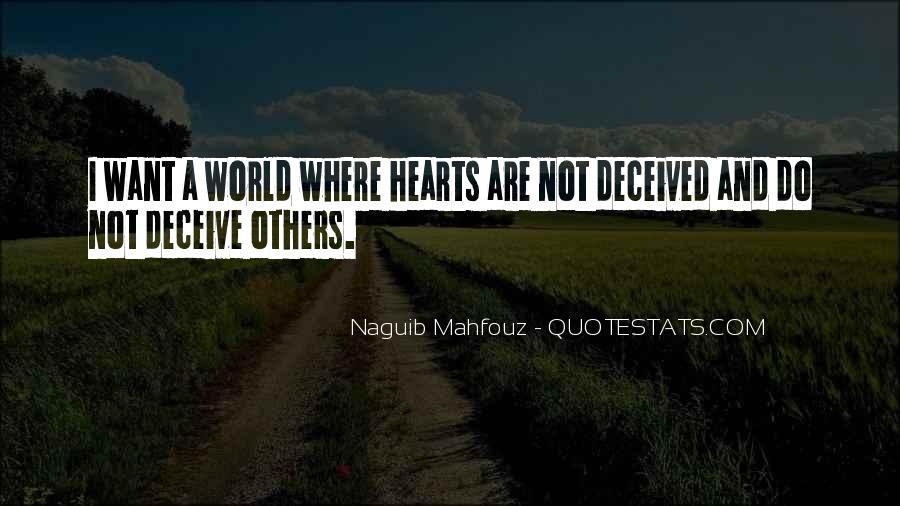 Naguib Mahfouz Quotes #624038