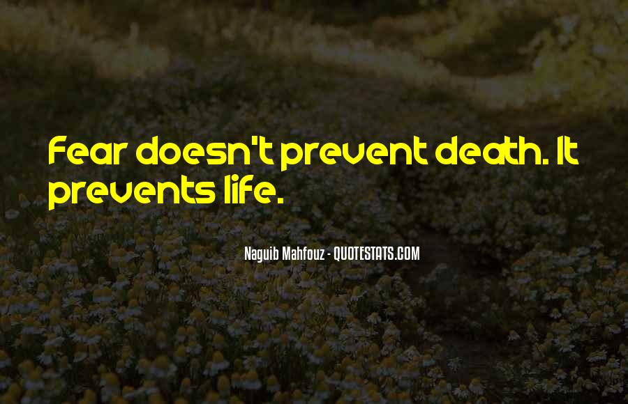 Naguib Mahfouz Quotes #712263