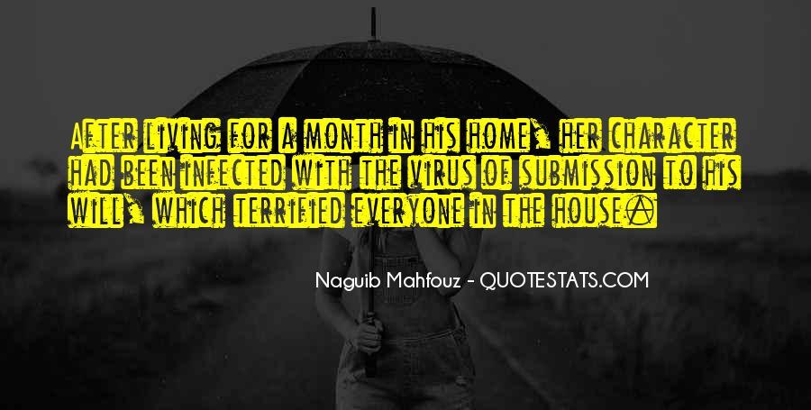 Naguib Mahfouz Quotes #746323