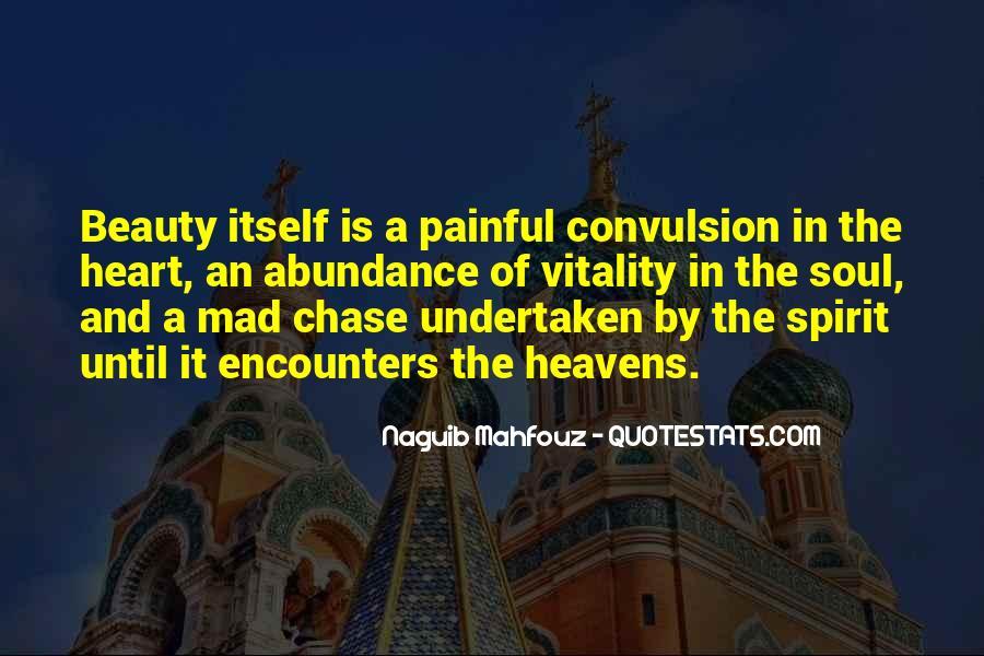Naguib Mahfouz Quotes #75787
