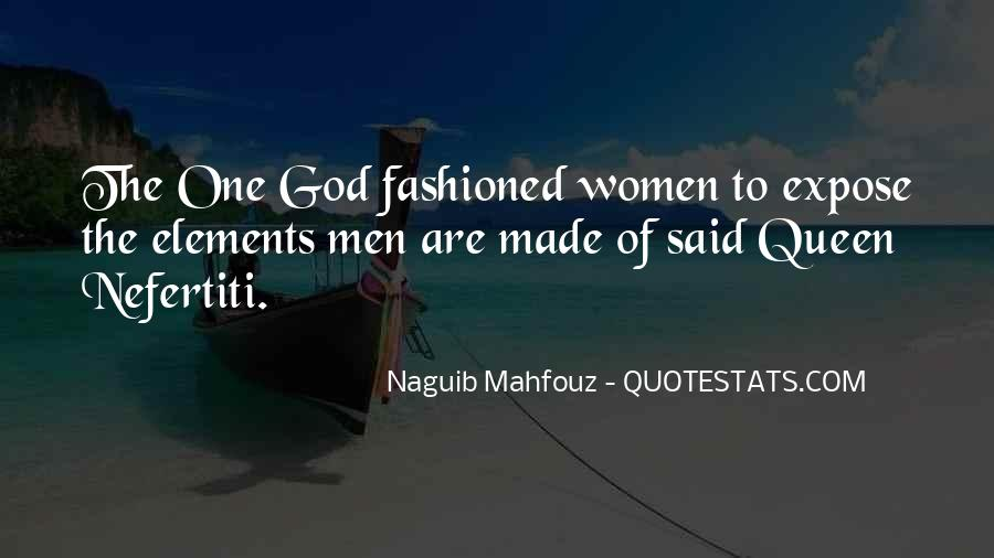 Naguib Mahfouz Quotes #787270