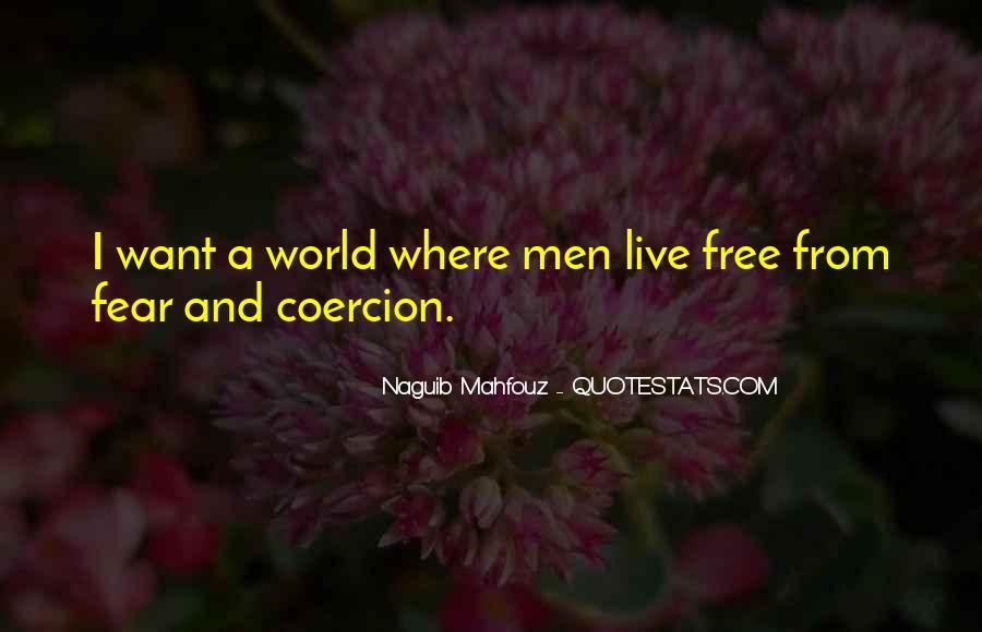 Naguib Mahfouz Quotes #842335
