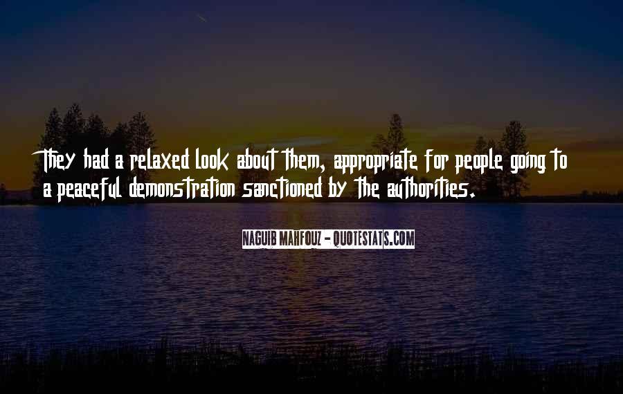 Naguib Mahfouz Quotes #859274