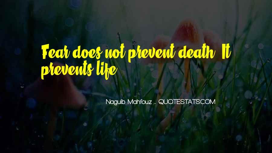 Naguib Mahfouz Quotes #962581
