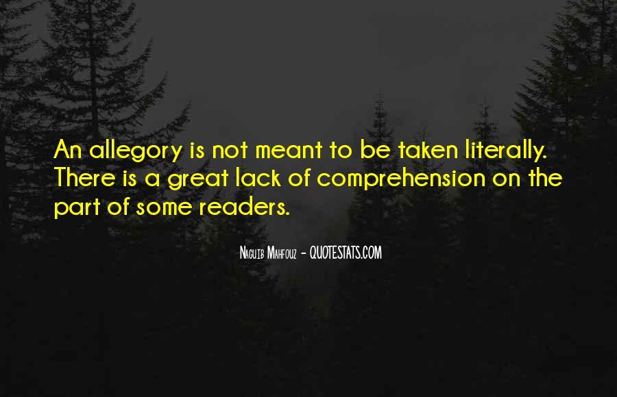 Naguib Mahfouz Quotes #979433