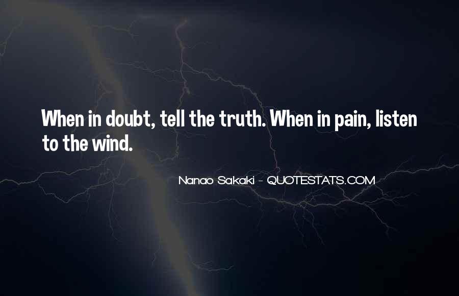Nanao Sakaki Quotes #1391646
