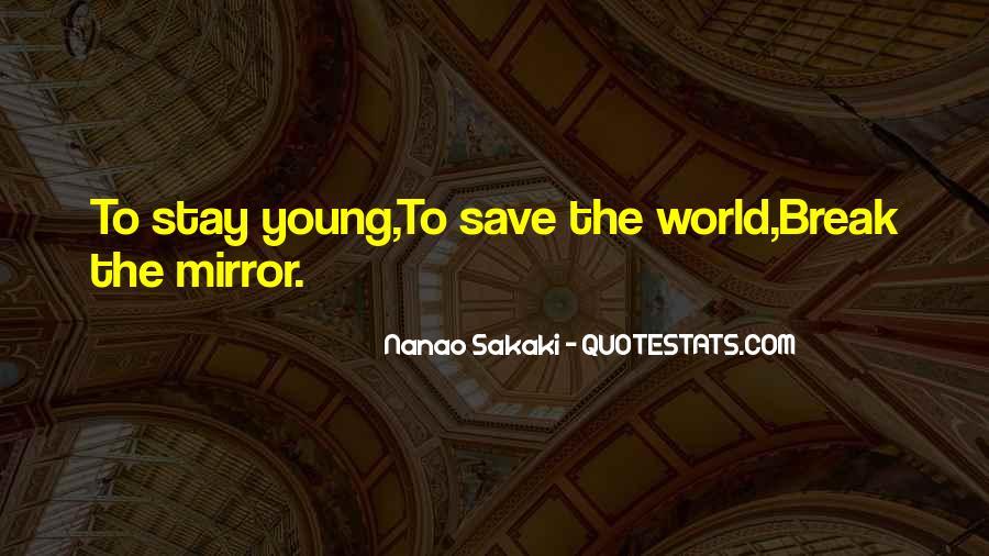 Nanao Sakaki Quotes #755655