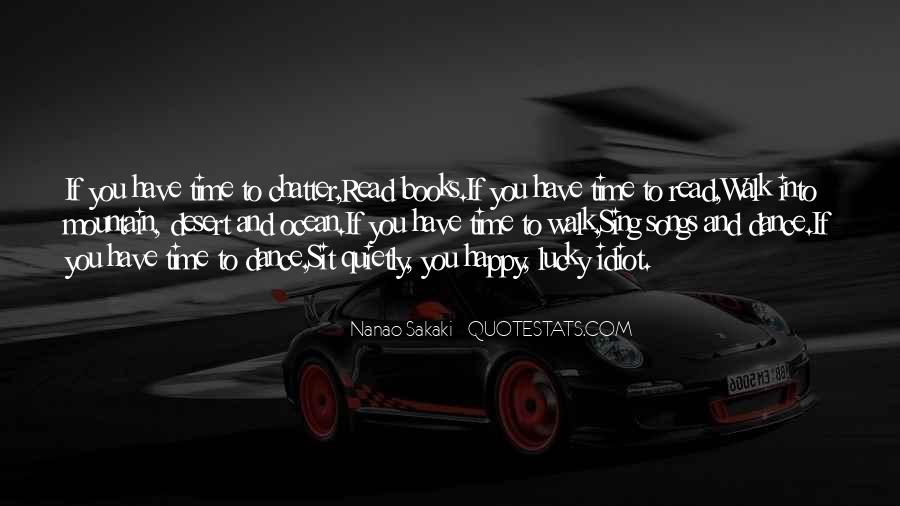 Nanao Sakaki Quotes #854008