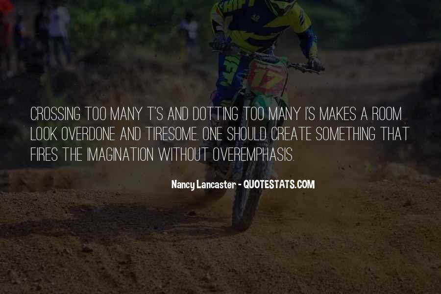 Nancy Lancaster Quotes #1193844