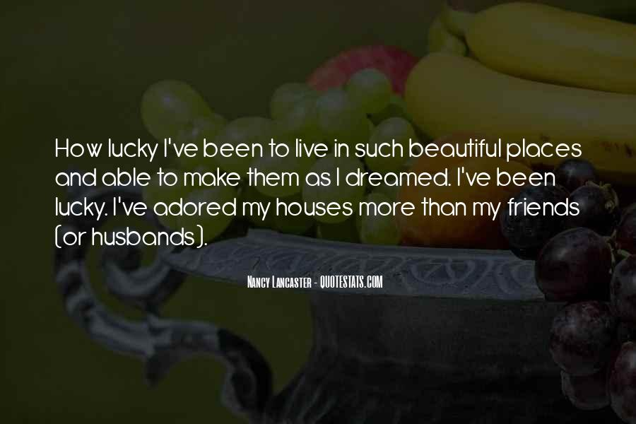 Nancy Lancaster Quotes #1602552