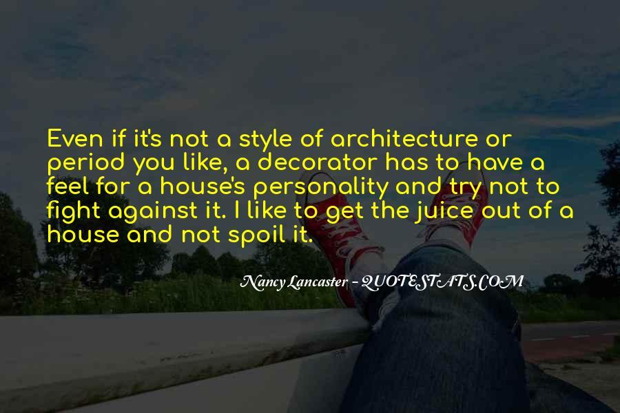 Nancy Lancaster Quotes #1711557