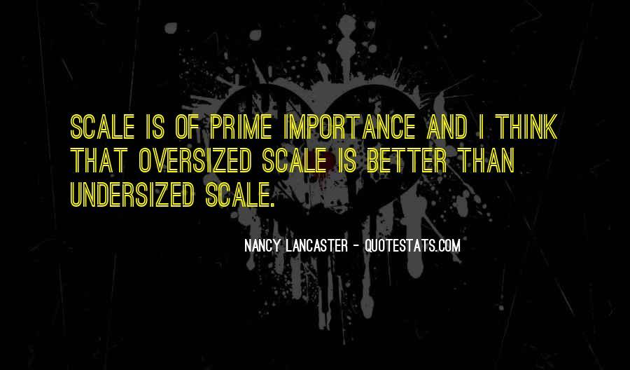 Nancy Lancaster Quotes #187525