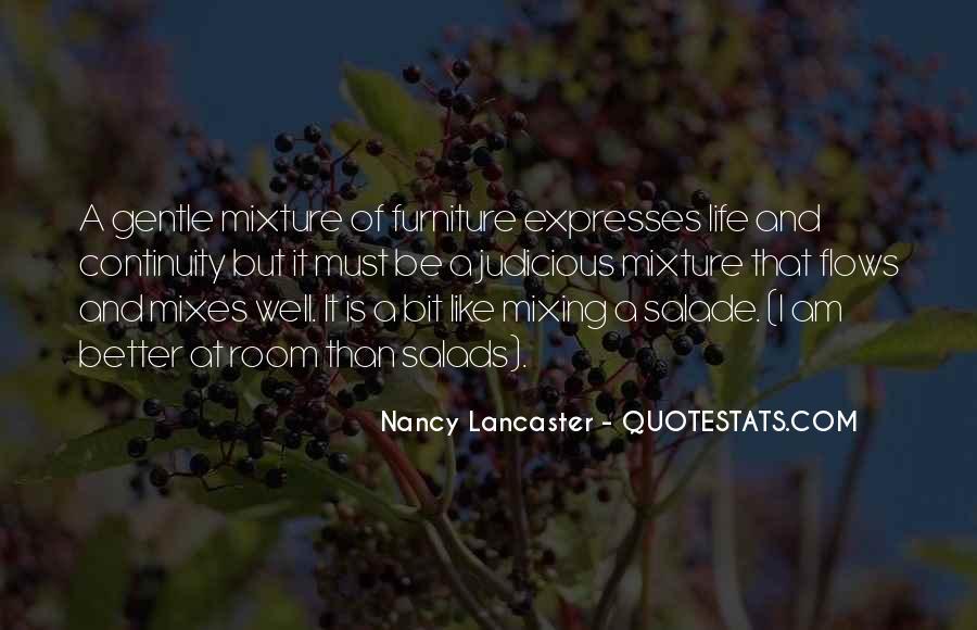 Nancy Lancaster Quotes #745298