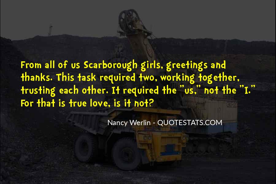 Nancy Werlin Quotes #1003526