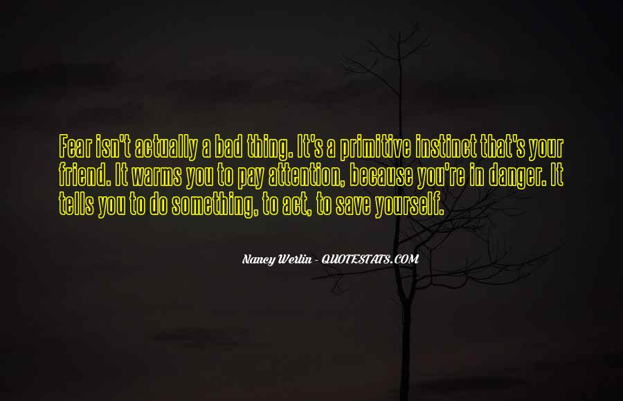 Nancy Werlin Quotes #1054310