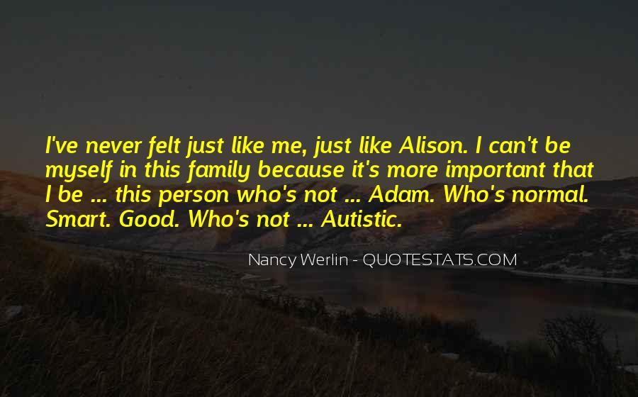 Nancy Werlin Quotes #1828278