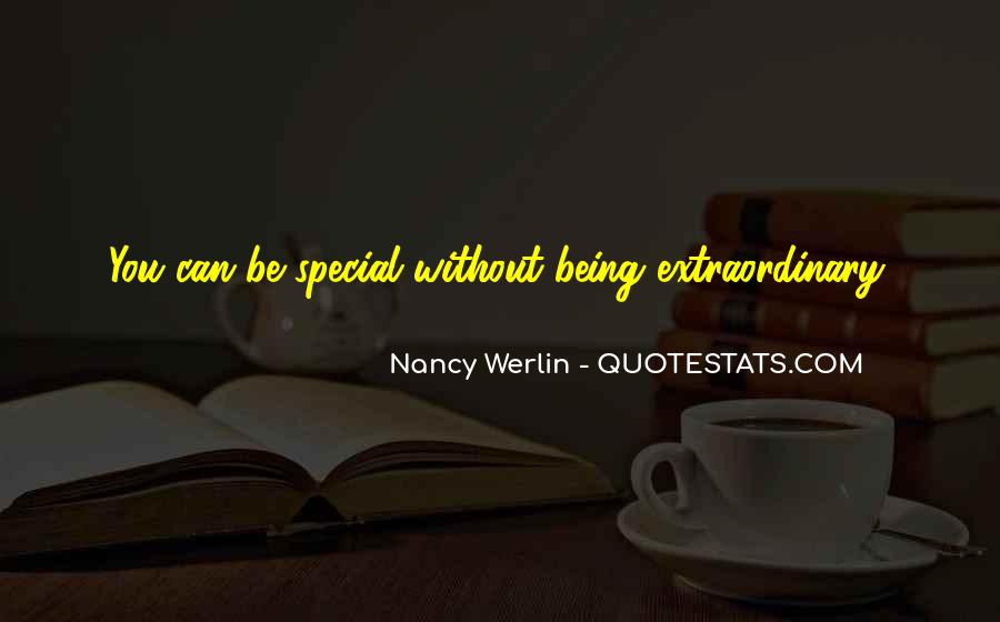 Nancy Werlin Quotes #418118