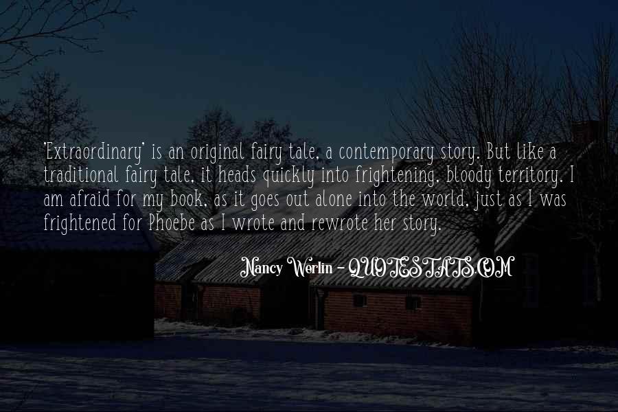 Nancy Werlin Quotes #640139
