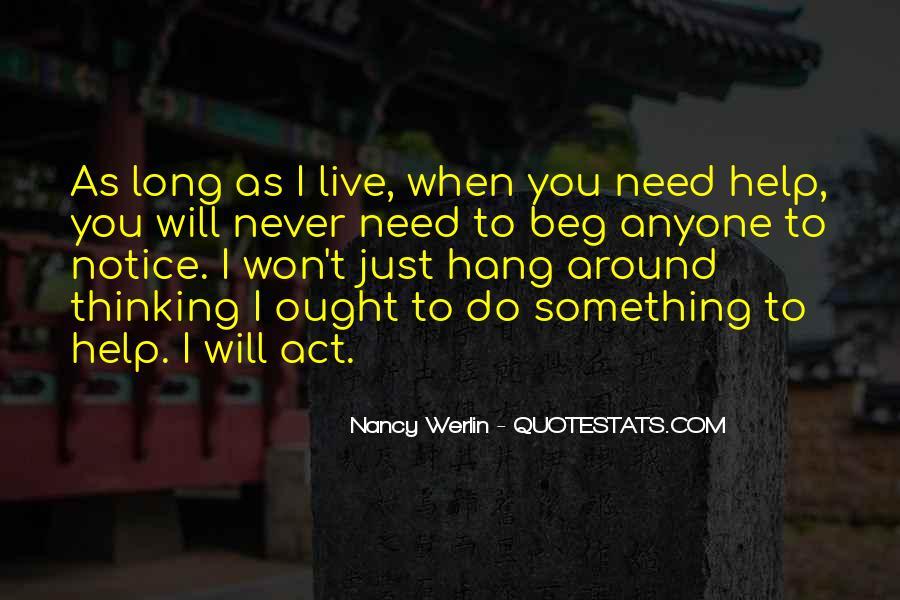 Nancy Werlin Quotes #840824