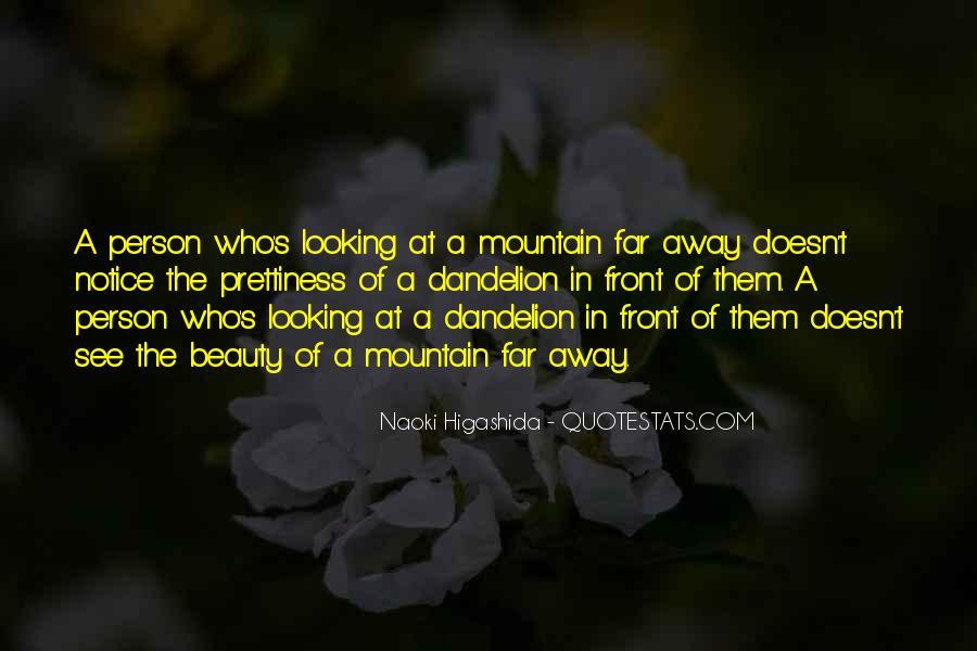 Naoki Higashida Quotes #1041323