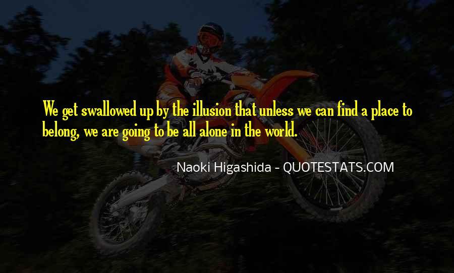 Naoki Higashida Quotes #405311