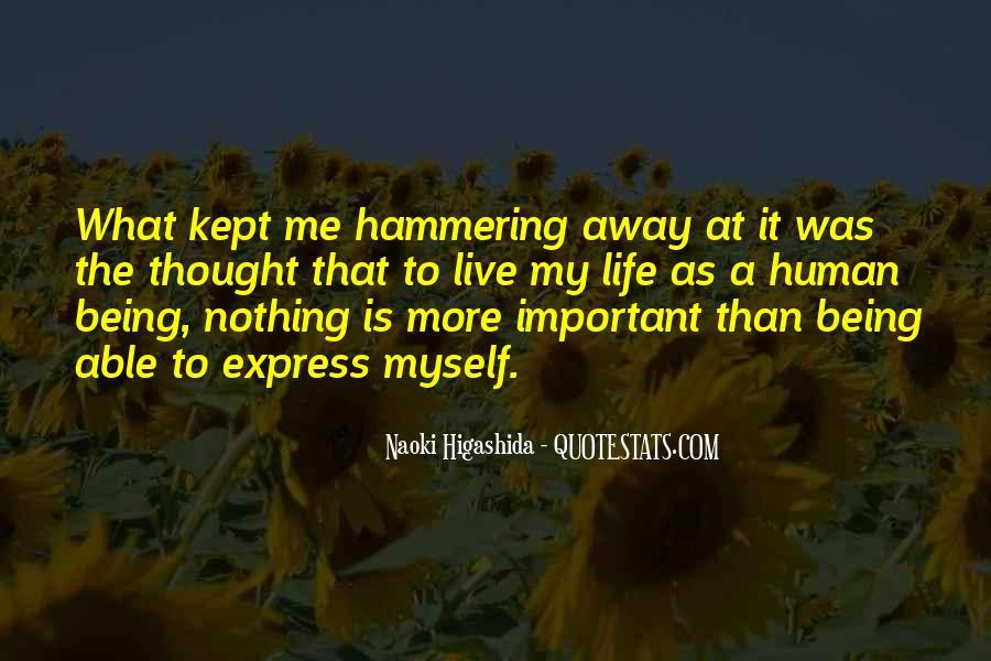 Naoki Higashida Quotes #781749