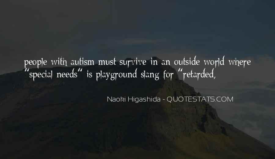 Naoki Higashida Quotes #85266