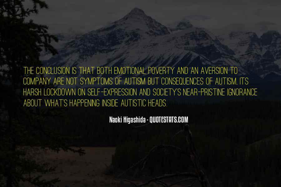 Naoki Higashida Quotes #992947