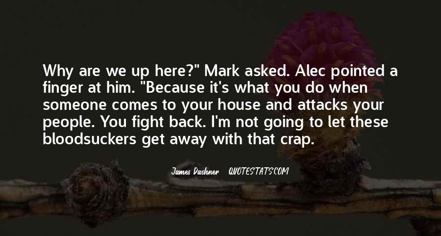 Quotes About Fight Back #114995
