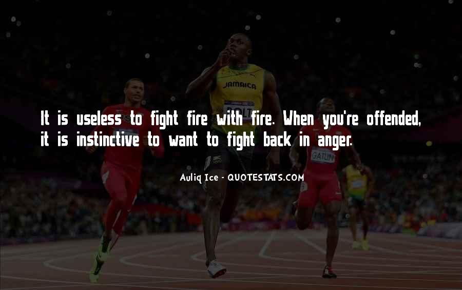 Quotes About Fight Back #122001