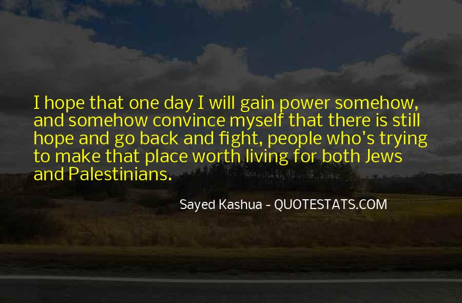 Quotes About Fight Back #14508