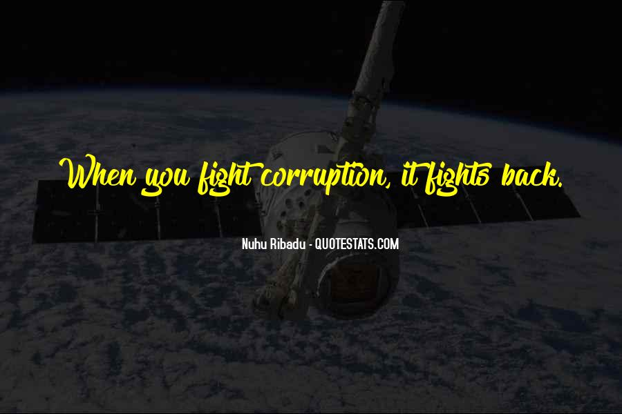 Quotes About Fight Back #154932