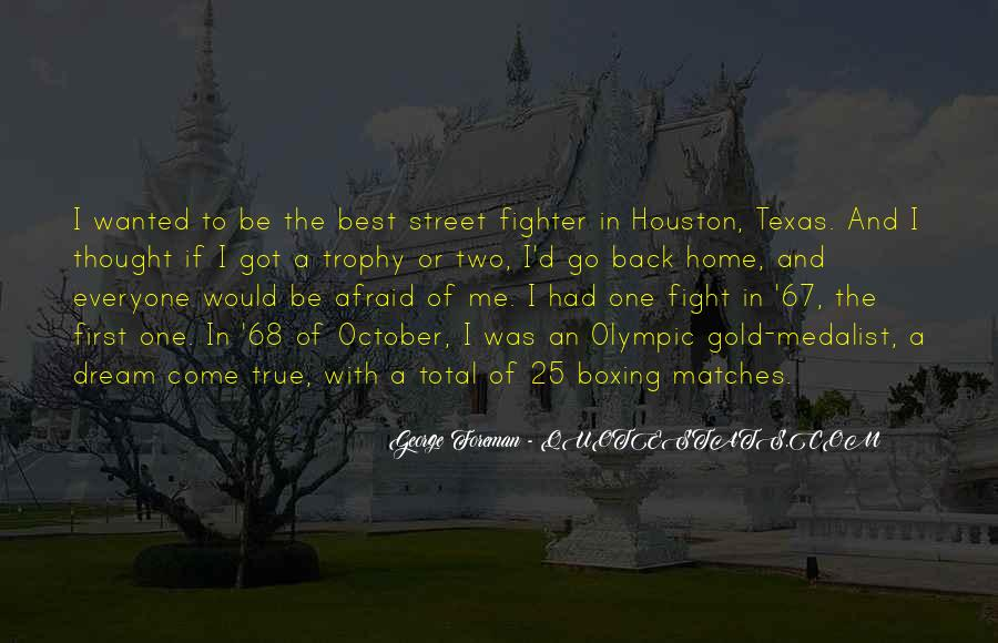 Quotes About Fight Back #203764