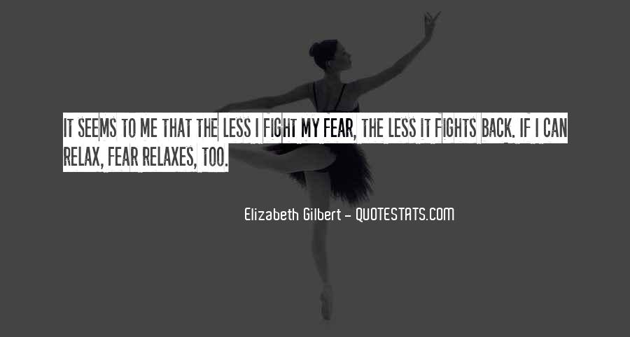 Quotes About Fight Back #209959