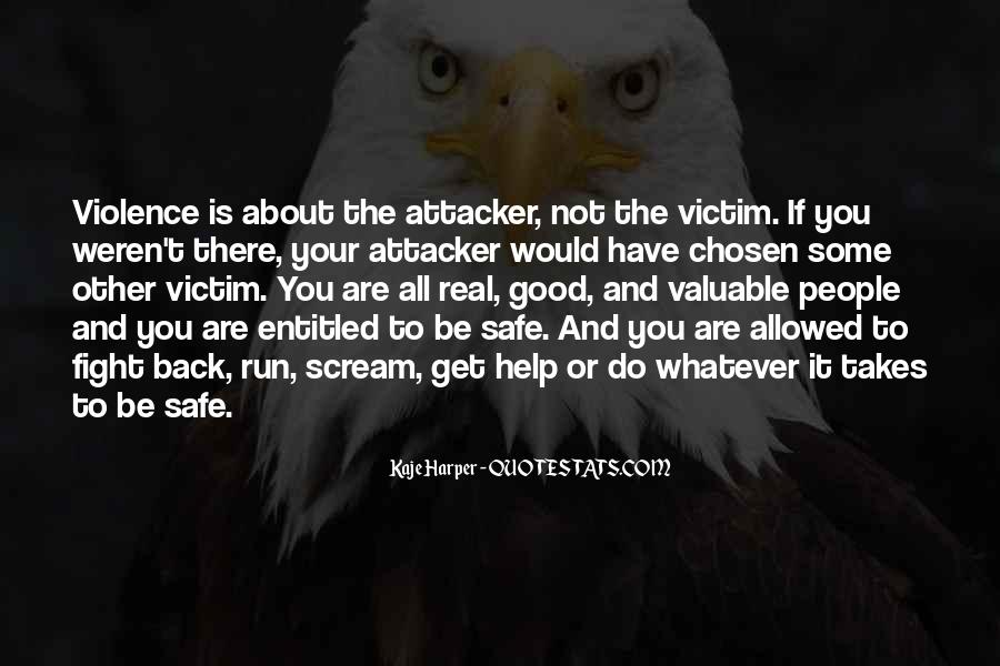 Quotes About Fight Back #210229
