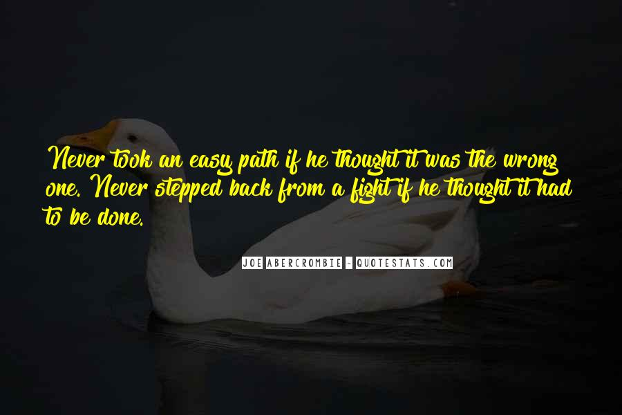 Quotes About Fight Back #229284
