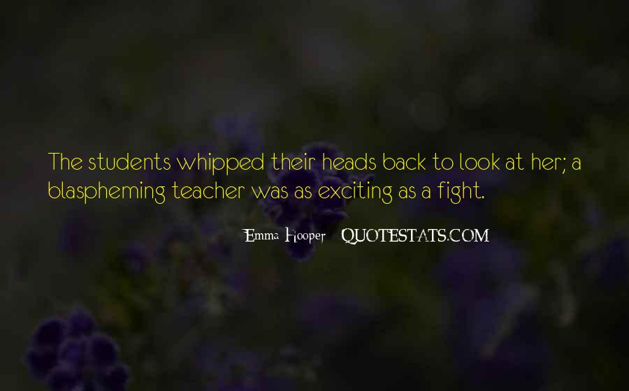 Quotes About Fight Back #274740