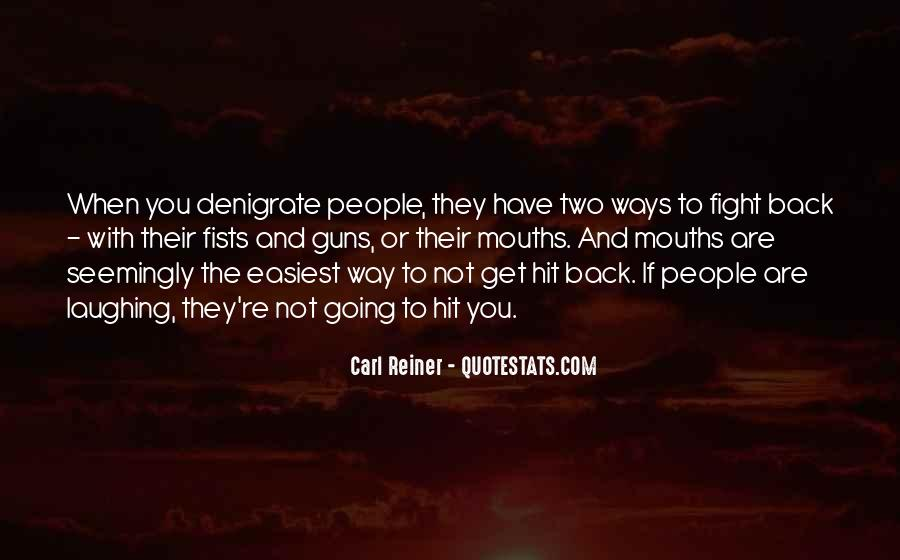Quotes About Fight Back #285017