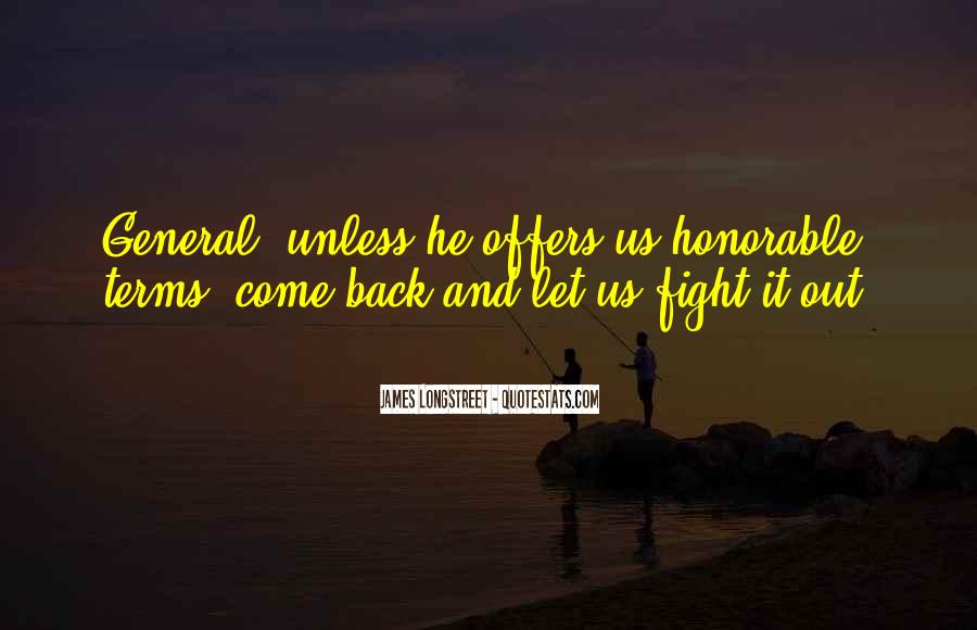 Quotes About Fight Back #301140