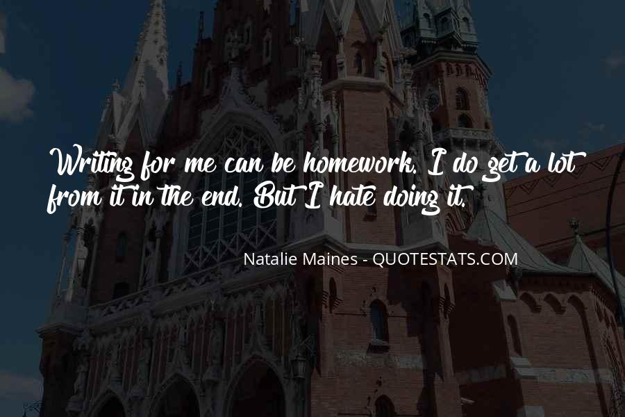 Natalie Maines Quotes #1122291