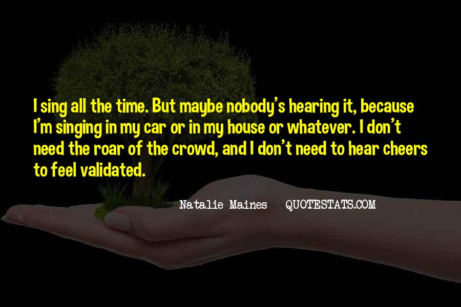 Natalie Maines Quotes #128112