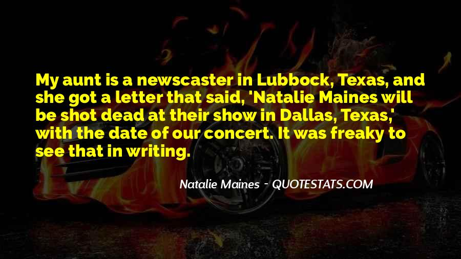 Natalie Maines Quotes #951504